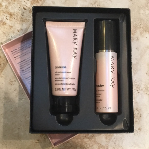 Mary Kay Other - Mary Kay Timewise Microdermabrasion Plus Set